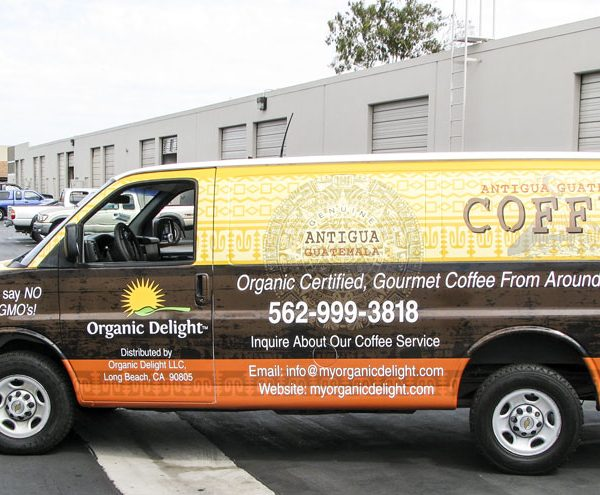 Van Amp Truck Wraps Full Sail Graphics