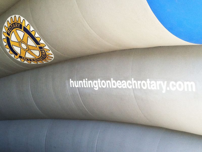 Huntington Beach BoxTruck Wraps