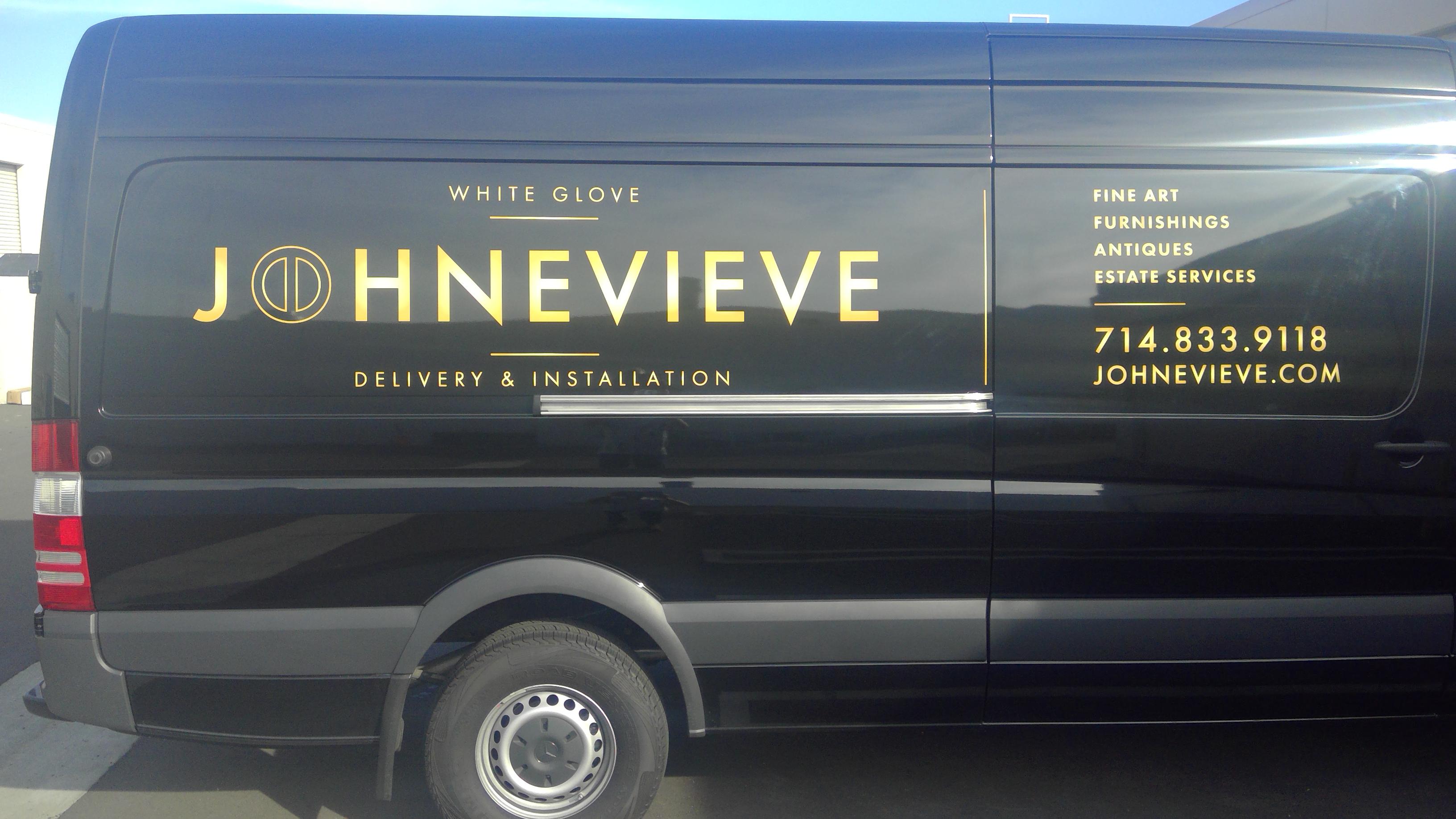 Team Sky vehicle wraps