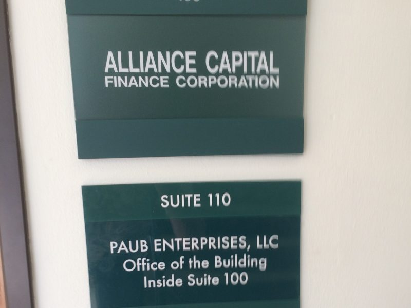 Alliance Capital Banners Graphics