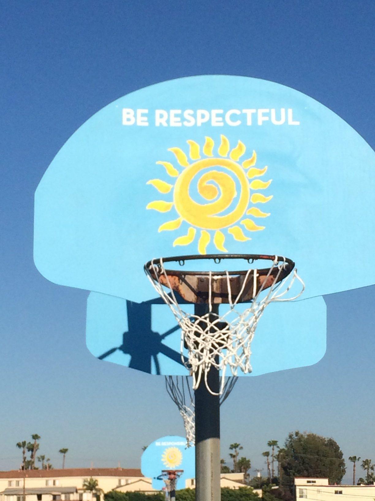 Huntington Beach Schools Banners