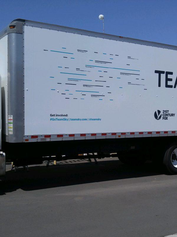 Box Truck Amp Trailer Wraps Full Sail Graphics