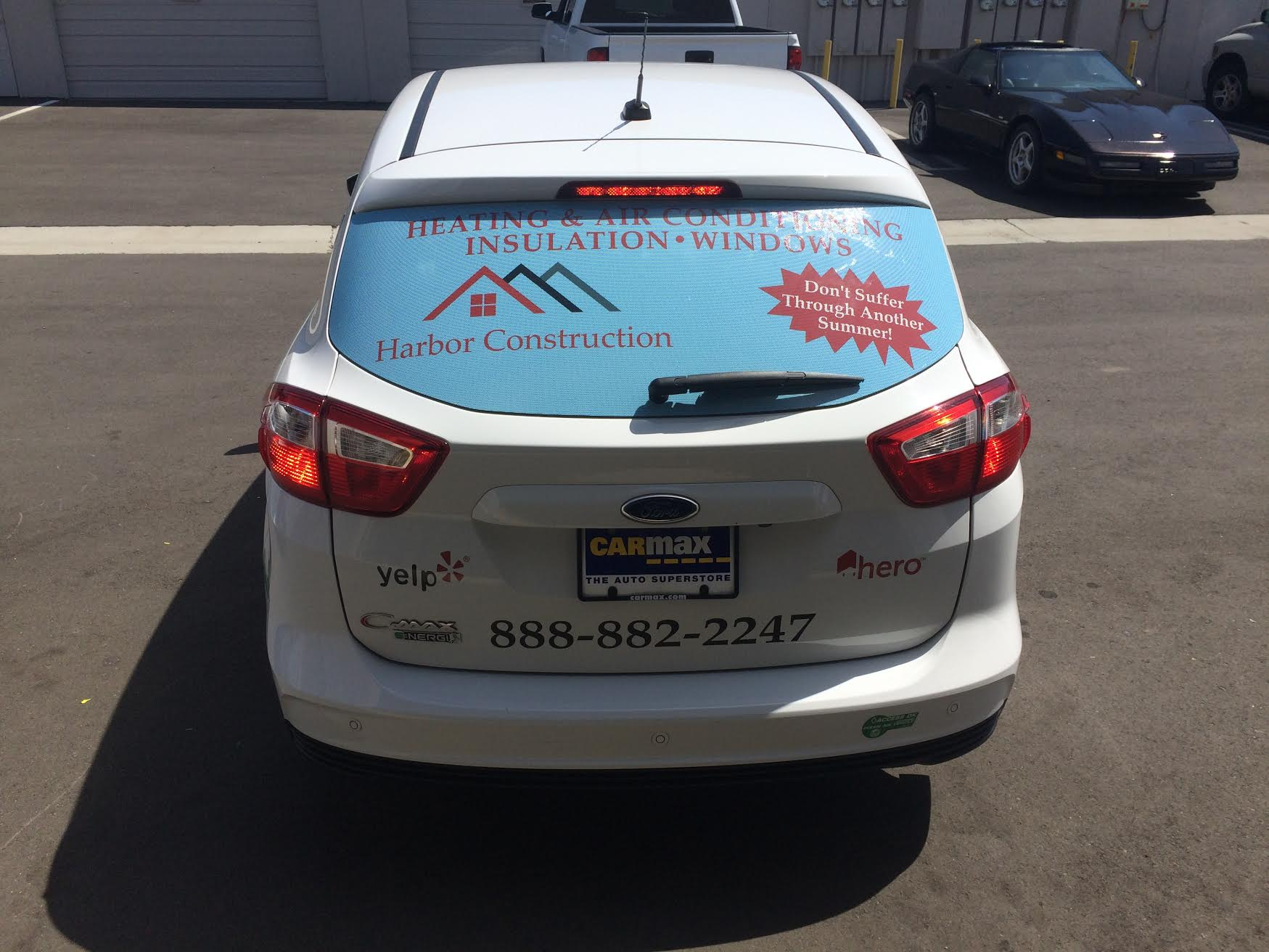 Car Window Wraps