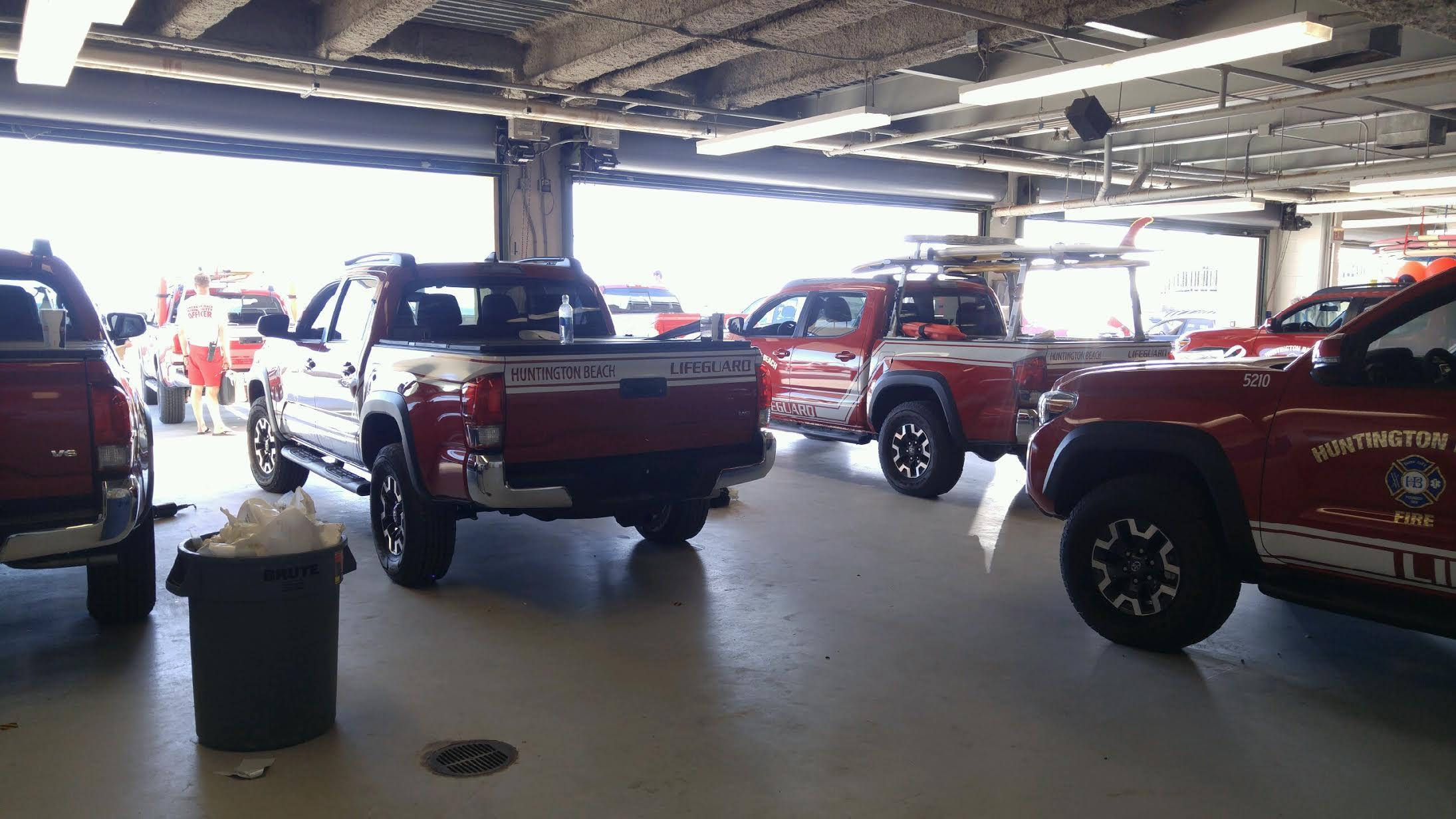 lifeguards fleet