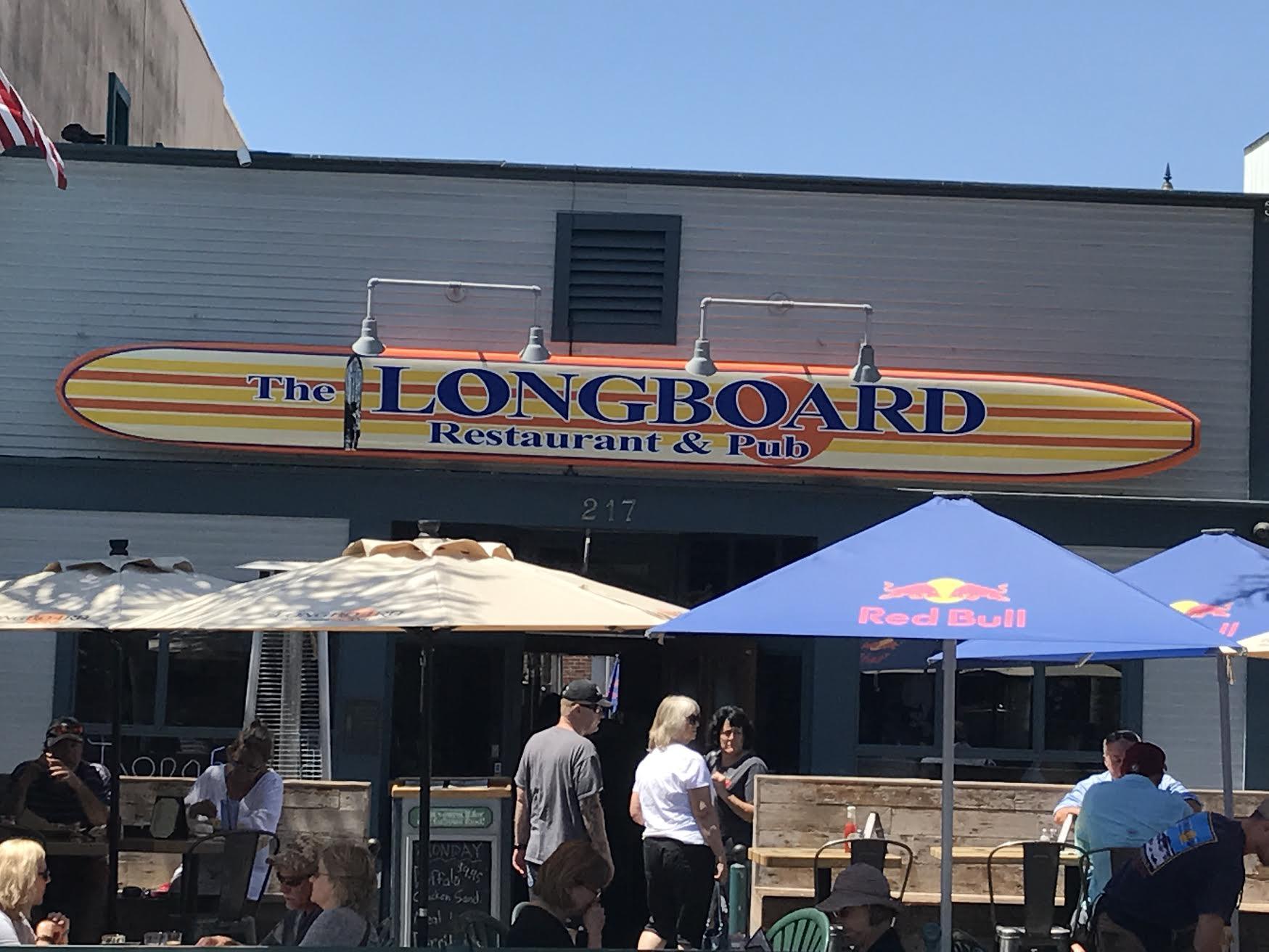 Longboard Pub Full Sail Graphics