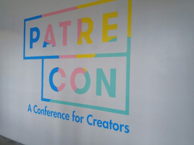 Patre Convention Wall Graphics