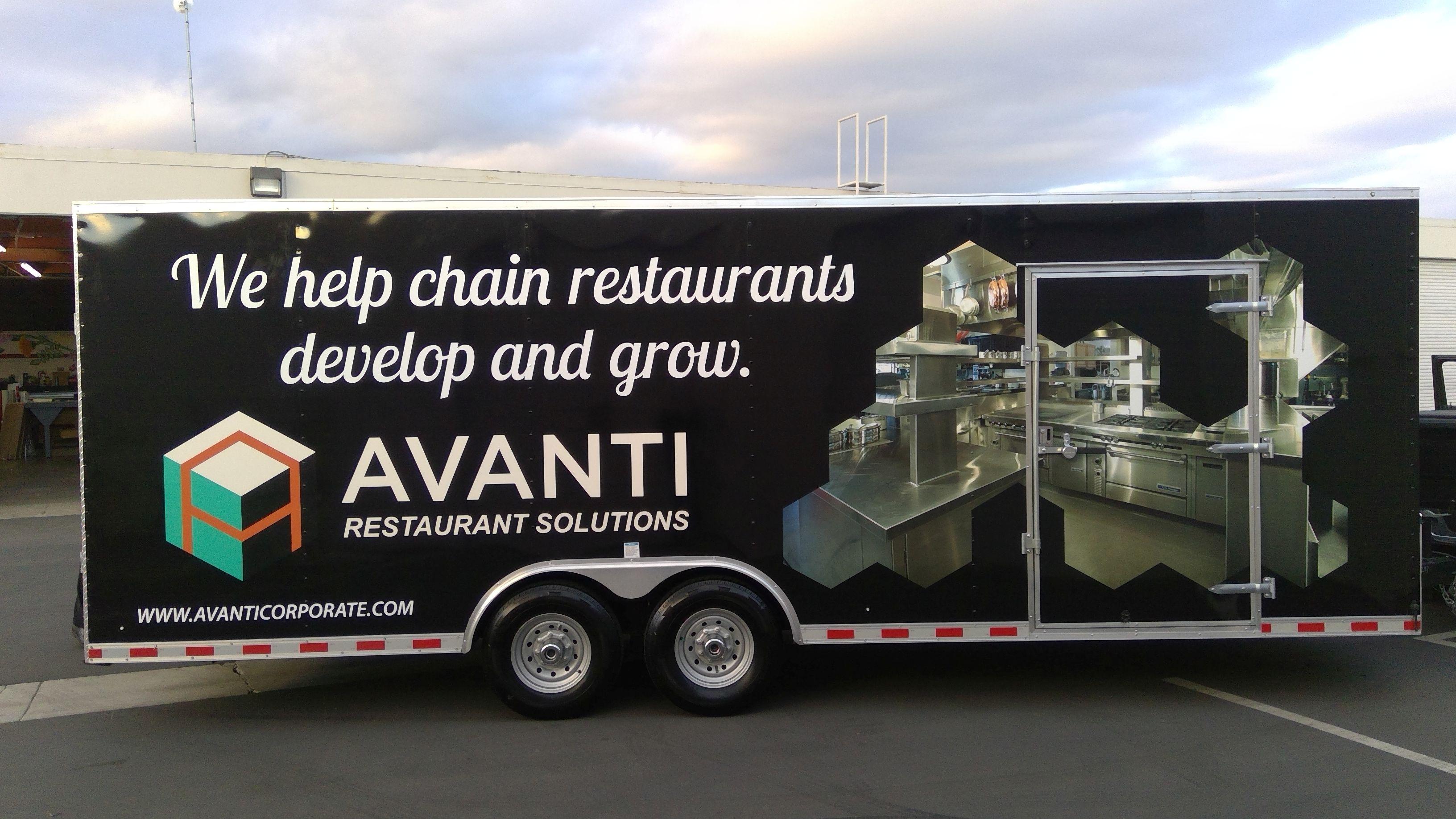 Avanti Restaurant Solutions