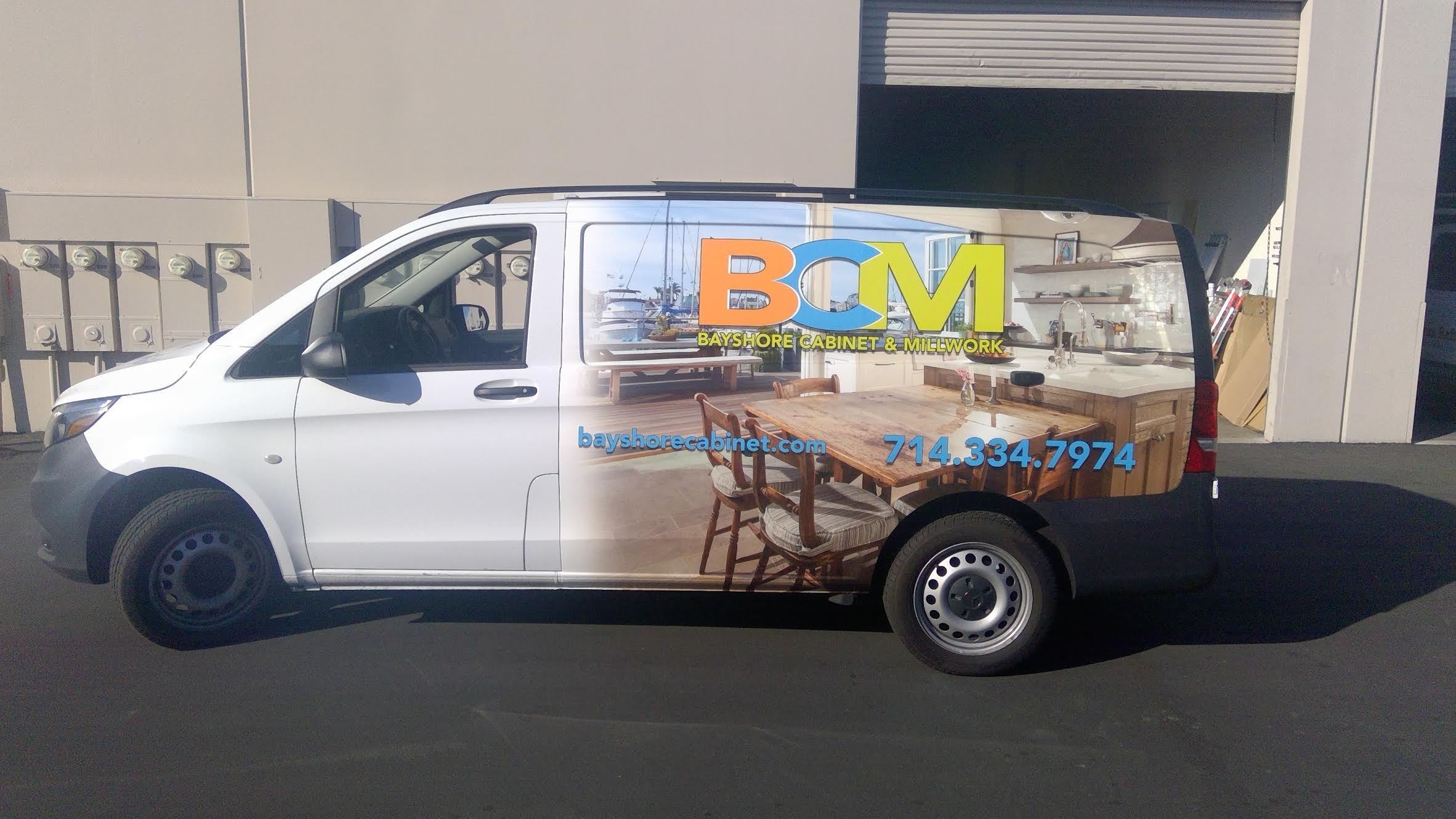 BCM Vehicle Wraps