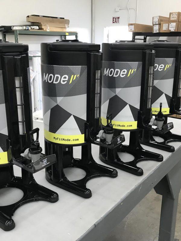 Coffee Dispenser Wraps