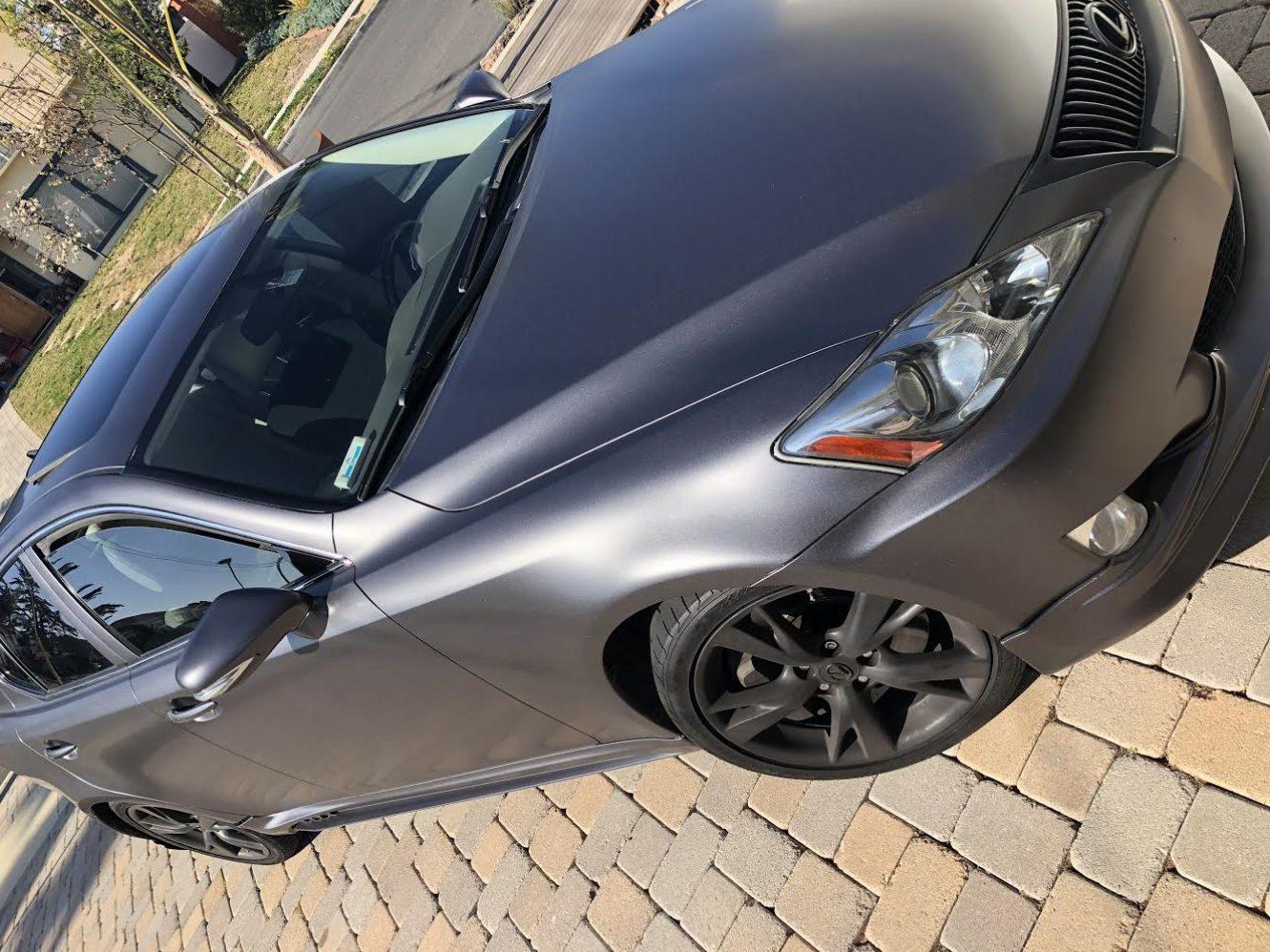 Lexus Color Change
