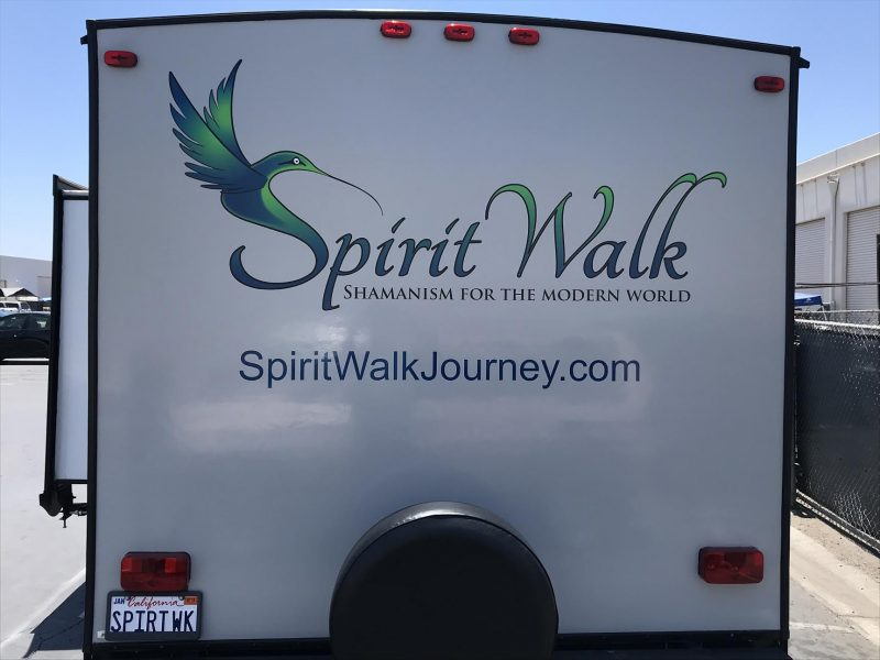 SpiritWalk Banner