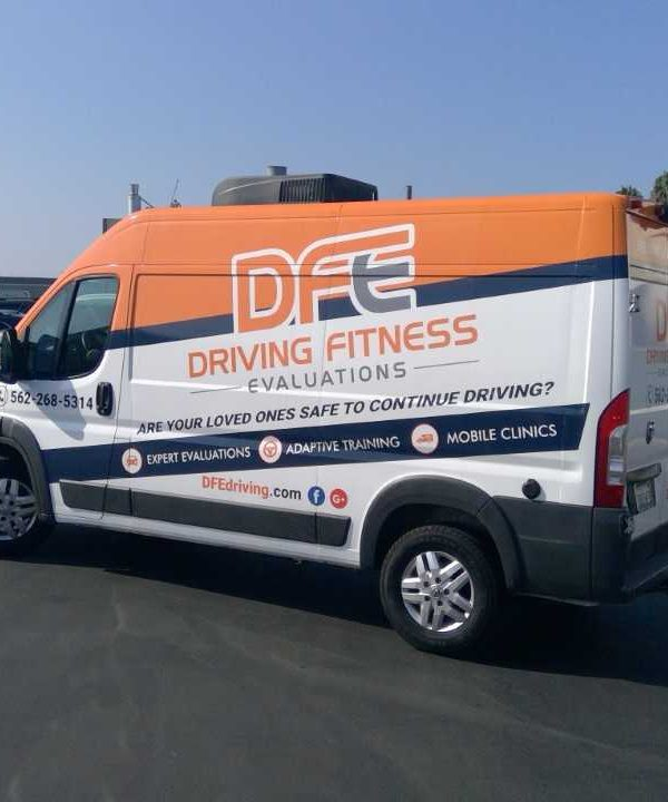 Driving Fitness Evaluations Wrap