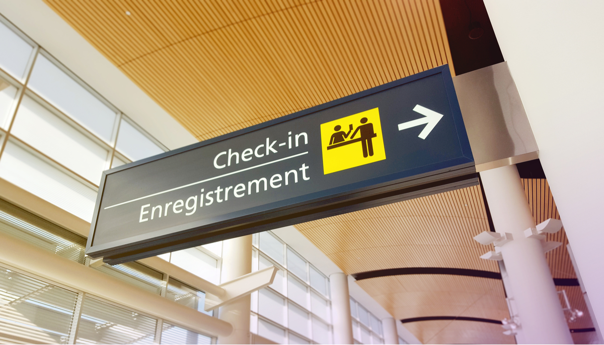Wayfinding Graphics