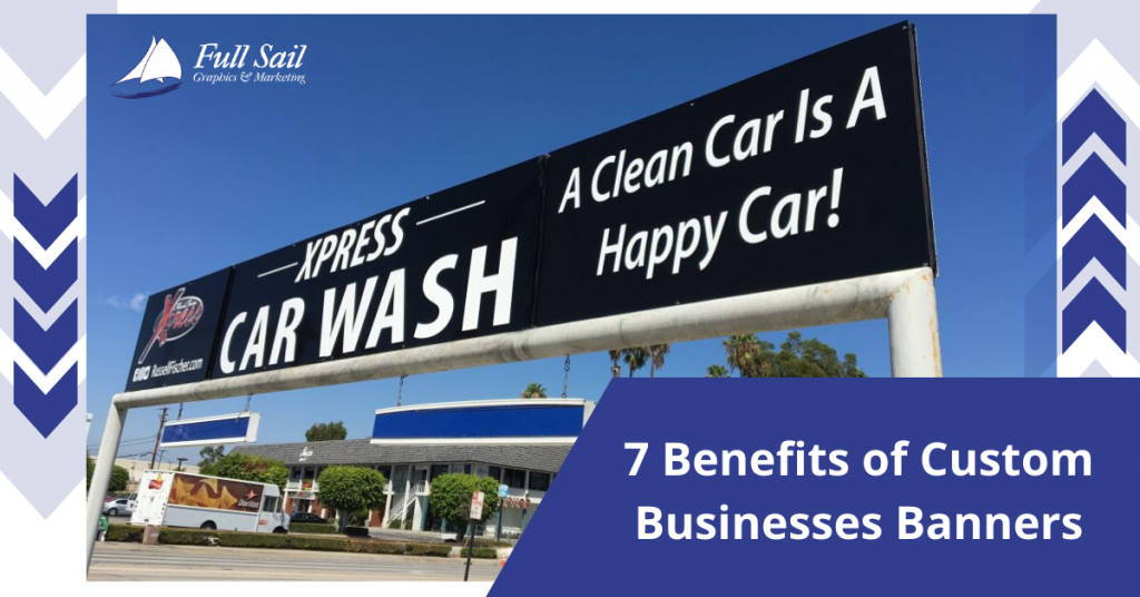 Benefits of Custom Business Banners
